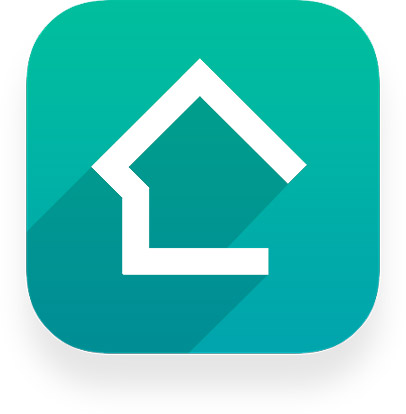 elevateHD — Elevate Home Design Logo