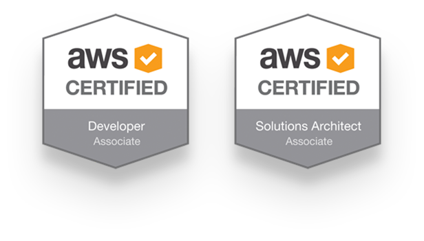 Web, run by AWS specialists
